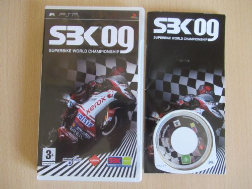 SBK Superbike World Championship 09 (PSP)